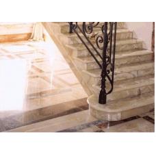 Лестница-91 Лестница из оникса.