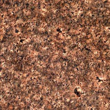 Гранит Дидковичский Star of Ukraine - коричневатый гранит с розоватым оттенком
