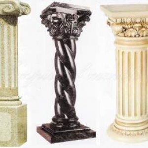Типы колонн