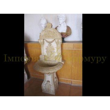пристенный фонтан 19-12