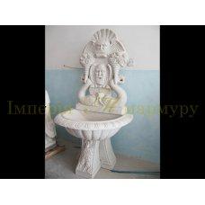 пристенный фонтан 19-20