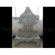 пристенный фонтан 19-27