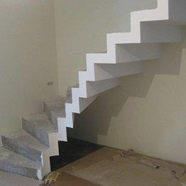 Лестницы с двойным каркасом