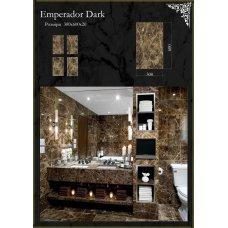 Плитка мраморная Emperador Dark Имперадор Дарк