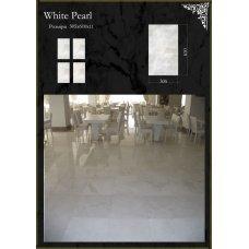 Плитка мраморная White Pearl Вайт Перл