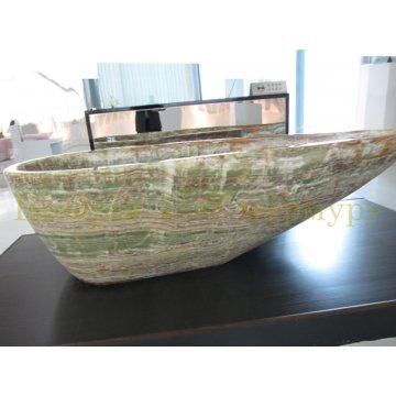 Ванна из Оникса Пакистано 6-87
