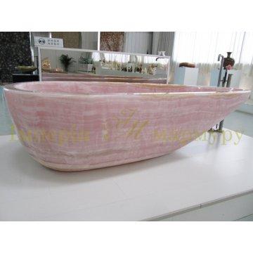 Ванна из розового оникса 6-88