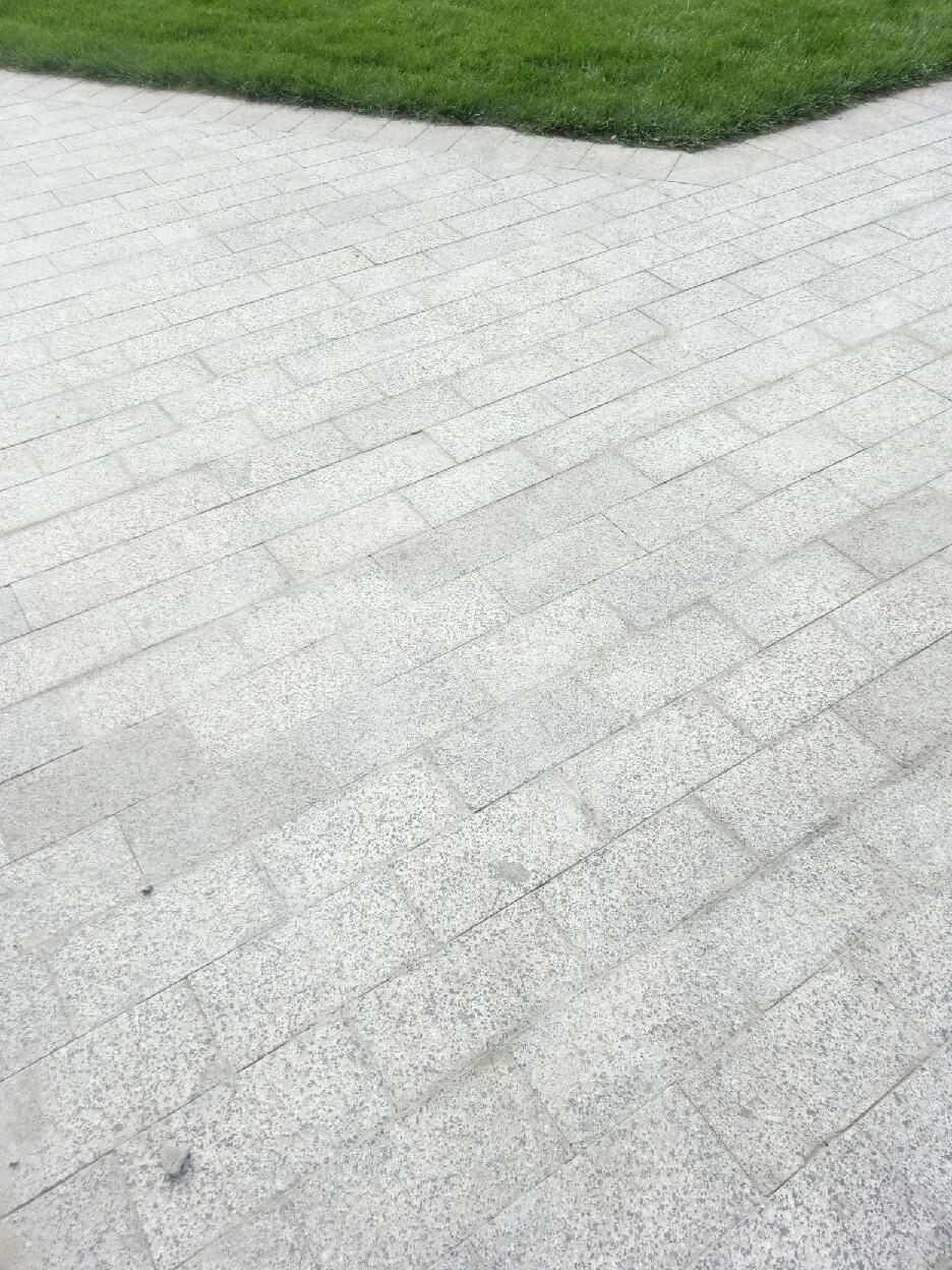 Брусчатка гранитная для тротуаров